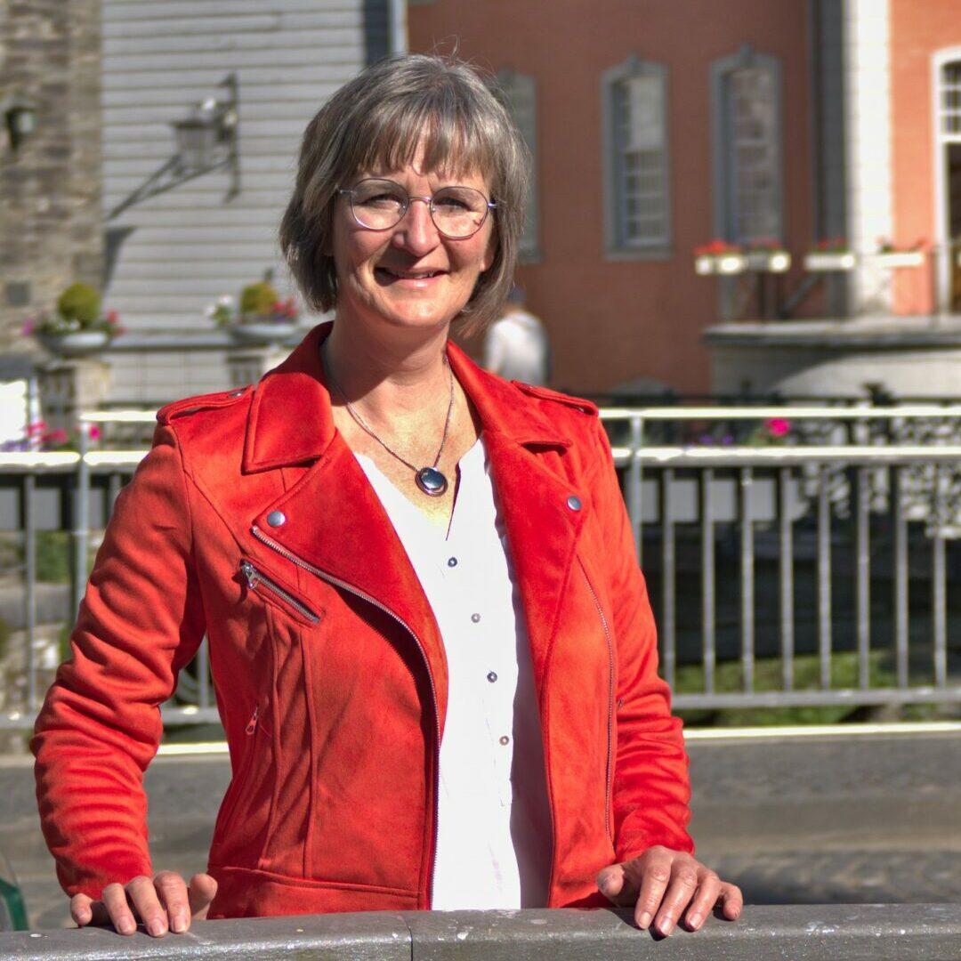 Silvia Mertens ist Bürgermeister-Kandidatin