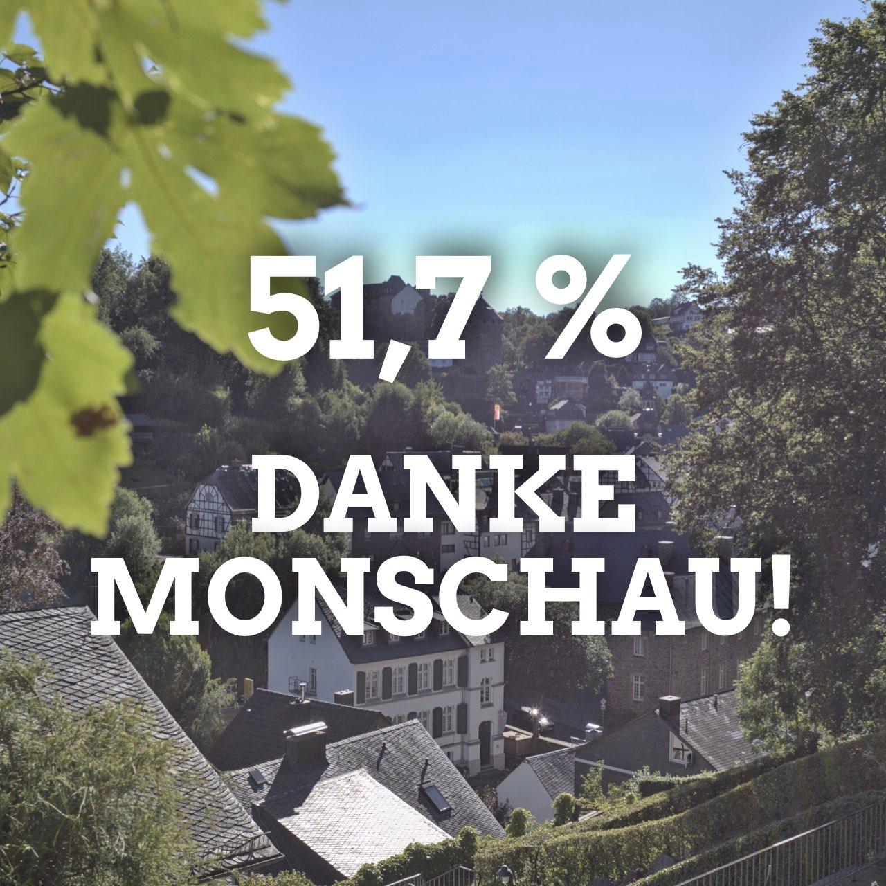 Silvia Mertens wird die neue Bürgermeisterin von Monschau