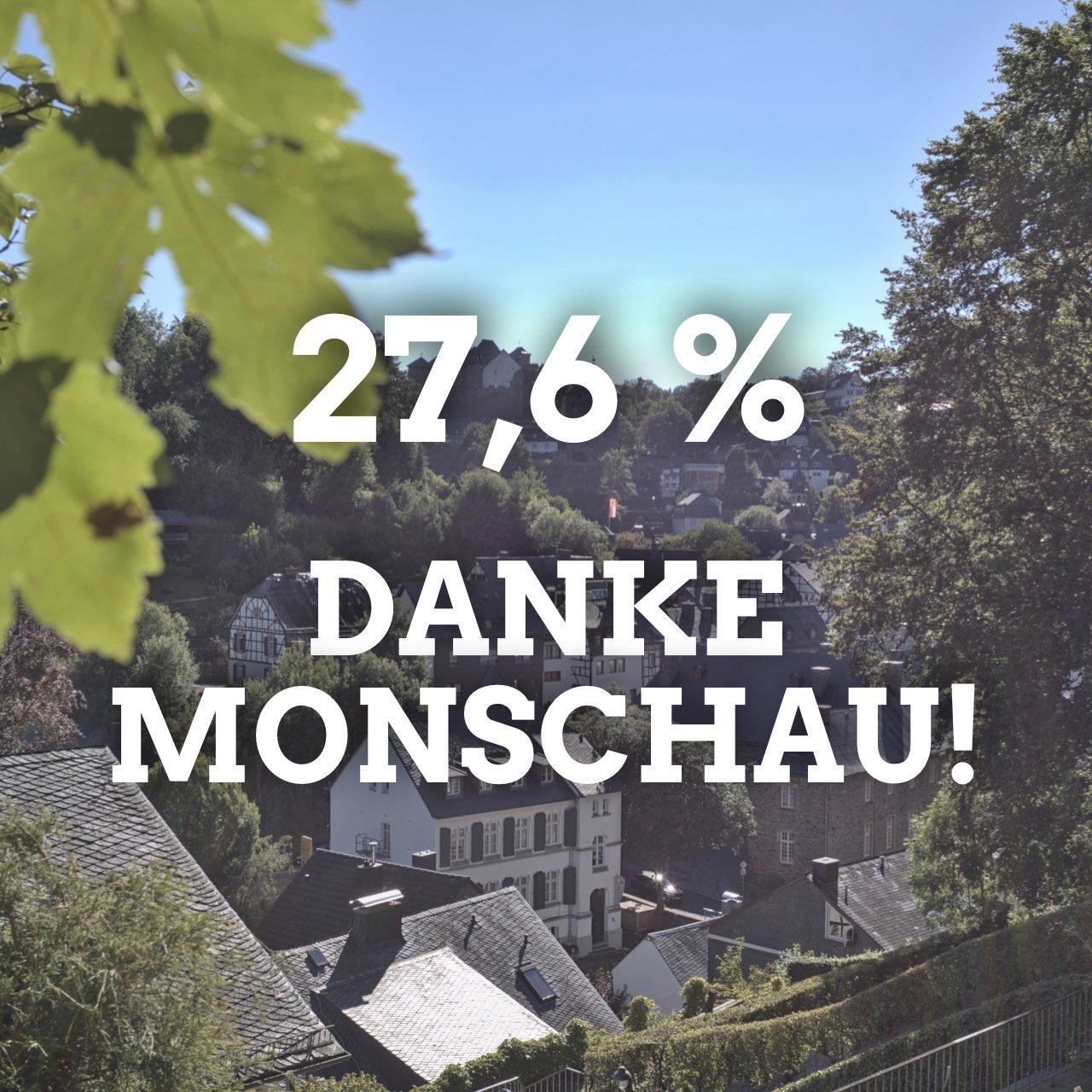 Mit 27,6 % in die Stichwahl
